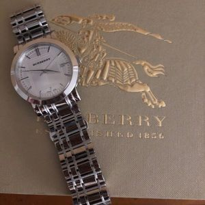 Men's Burberry Watch